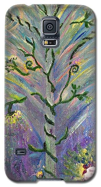Be The Light Galaxy S5 Case