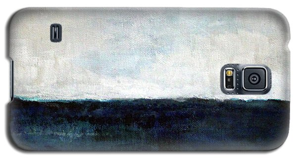 Beach- Abstract Painting Galaxy S5 Case