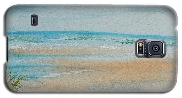 Beach At High Tide Galaxy S5 Case