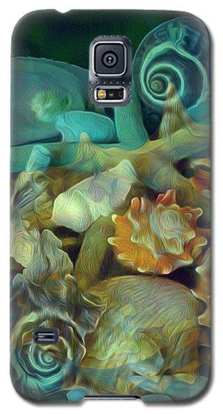 Beach Beauty 10  Galaxy S5 Case