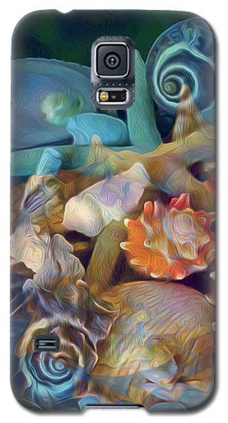 Beach Beauty 7 Galaxy S5 Case
