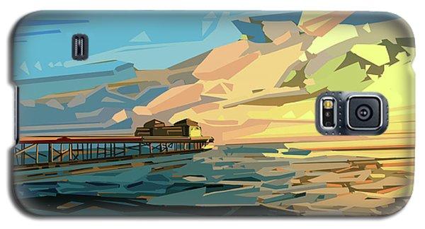 Beach Galaxy S5 Case by Bekim Art