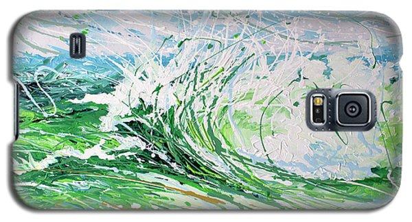 Beach Blast Galaxy S5 Case