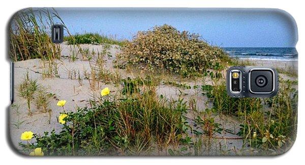 Beach Bouquet Galaxy S5 Case
