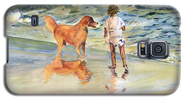 Beach Buddies Galaxy S5 Case
