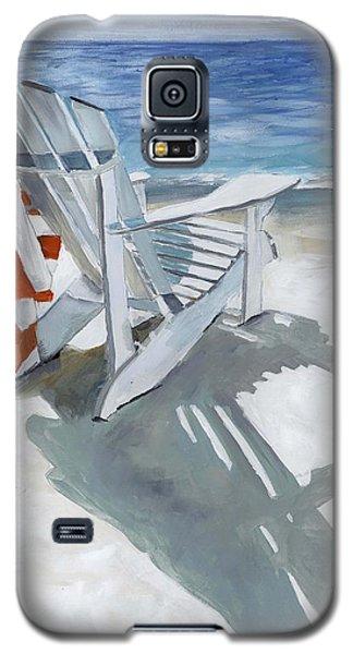 Beach Chair Galaxy S5 Case