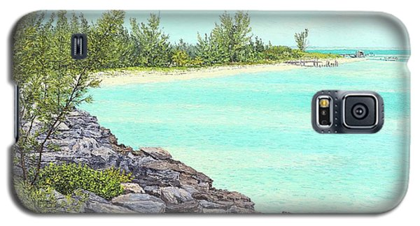 Beach Cove Galaxy S5 Case