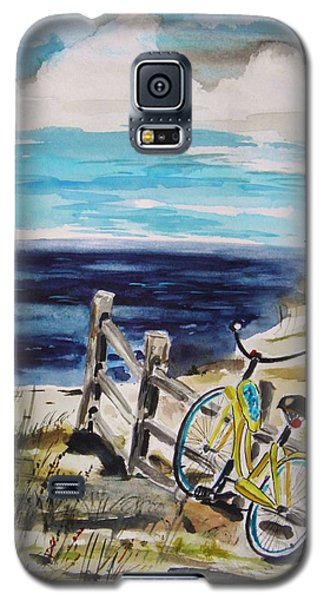 Beach Cruiser Galaxy S5 Case by John Williams