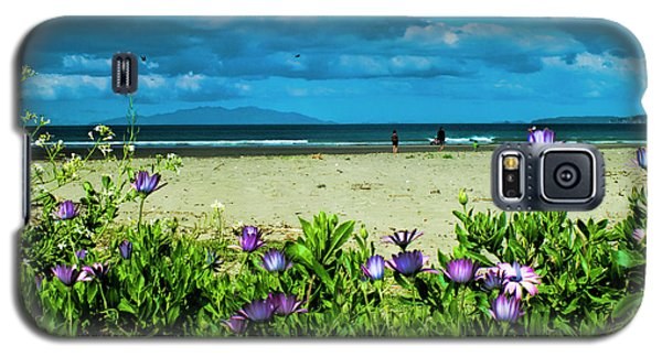 Beach Daisies Galaxy S5 Case