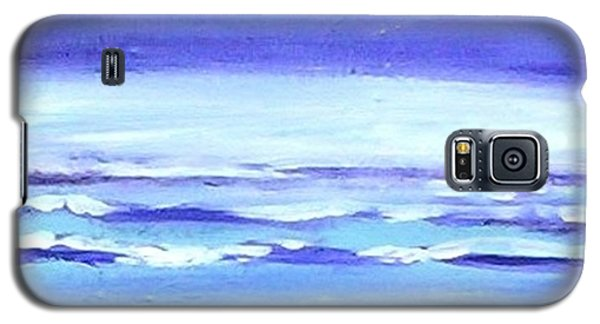 Beach Dawn Galaxy S5 Case