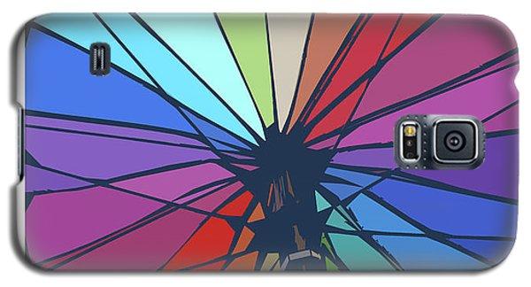 Beach Design By John Foster Dyess Galaxy S5 Case