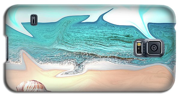 Beach Dream Galaxy S5 Case