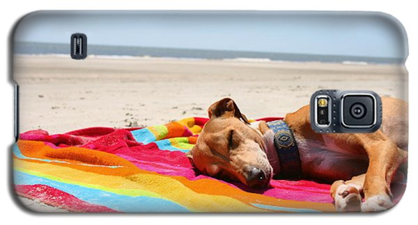 Beach Dreams Are Made Of These Galaxy S5 Case