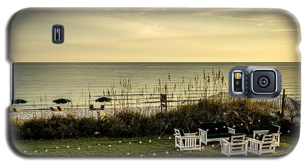 Beach Dreams Galaxy S5 Case by TK Goforth