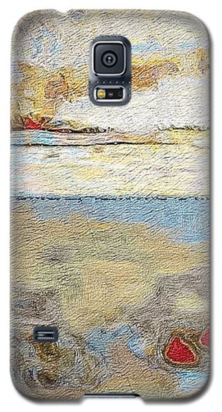 Beach Dunes Galaxy S5 Case by William Wyckoff