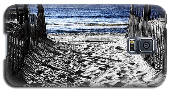 Beach Entry Fusion Galaxy S5 Case