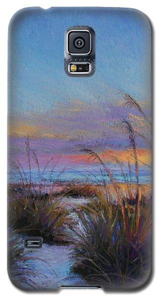 Beach Escape Galaxy S5 Case