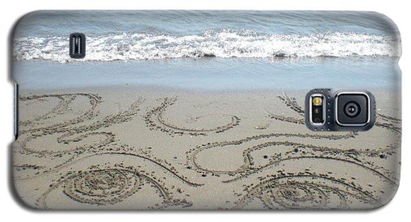 Beach Eyes Galaxy S5 Case by Kim Prowse