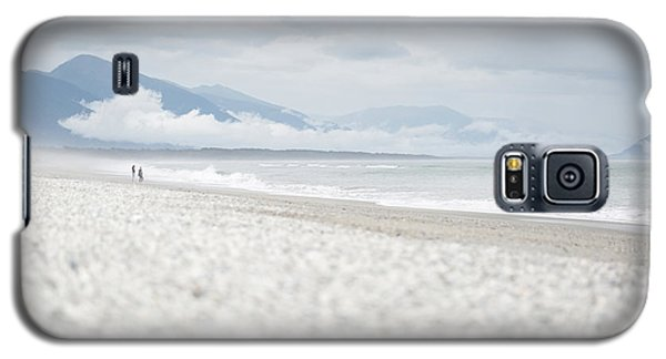 Beach For Two Galaxy S5 Case