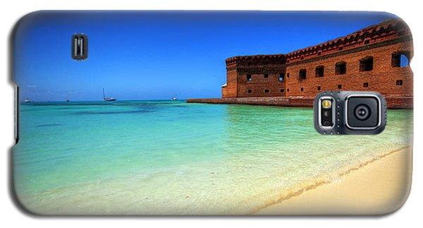 Beach Fort. Galaxy S5 Case