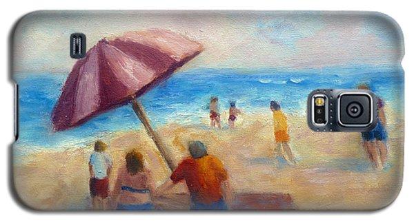 Beach Fun Galaxy S5 Case