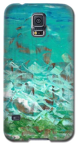 Beach Glass  Galaxy S5 Case