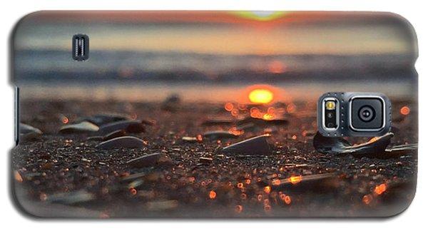 Beach Glow Galaxy S5 Case by LeeAnn Kendall