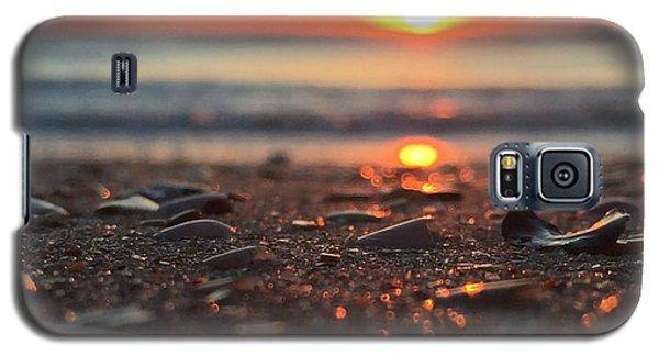 Beach Glow Galaxy S5 Case