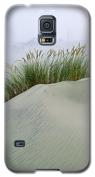 Beach Grass And Dunes Galaxy S5 Case