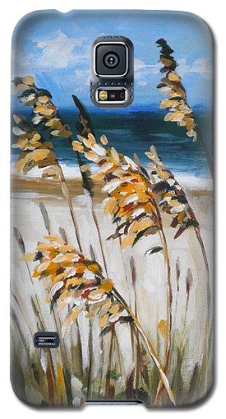 Beach Grass Galaxy S5 Case
