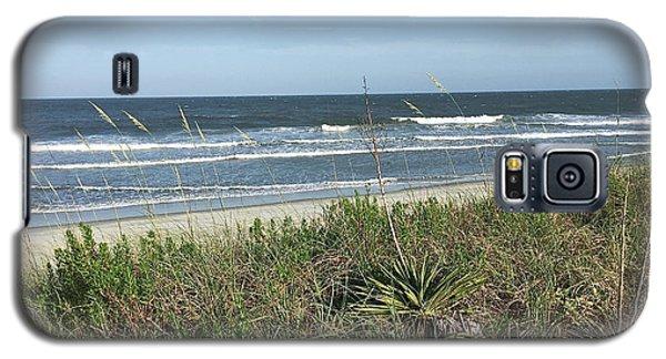 Beach Here I Come Galaxy S5 Case