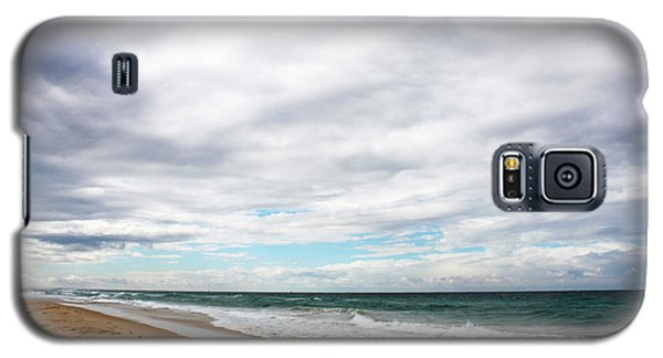 Beach Horizon - Surfer's Paradise Galaxy S5 Case