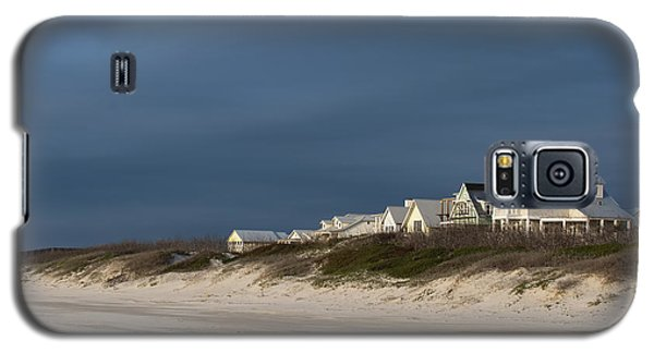 Beach Houses Galaxy S5 Case
