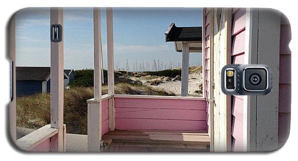 Beach Houses Galaxy S5 Case