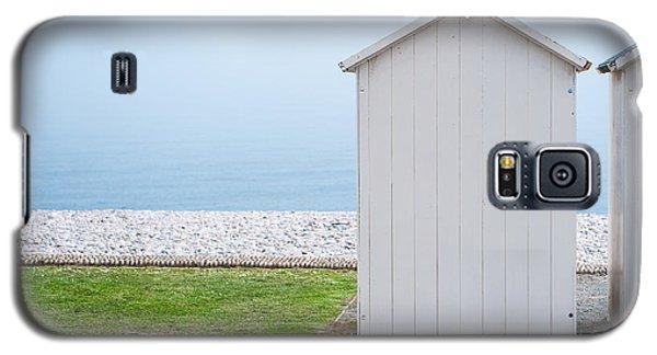 Beach Hut By The Sea Galaxy S5 Case