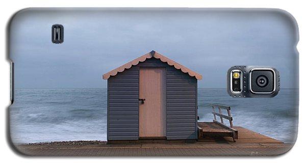 Beach Hut Galaxy S5 Case