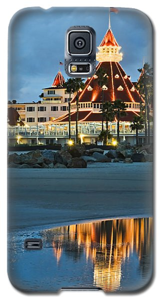 Beach Lights Galaxy S5 Case