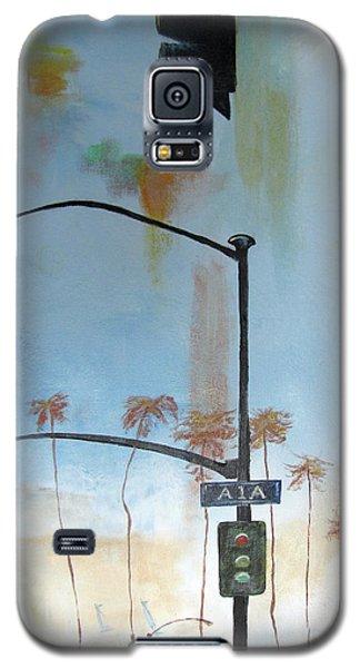 Beach Lights Galaxy S5 Case