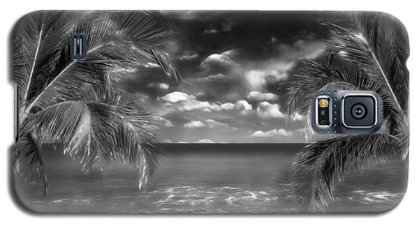 Beach Of Forgotten Colours Galaxy S5 Case