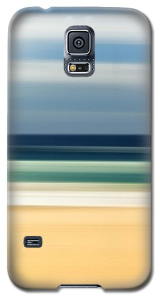 Beach Pastels Galaxy S5 Case by Az Jackson
