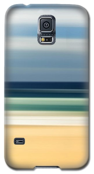 Beach Pastels Galaxy S5 Case