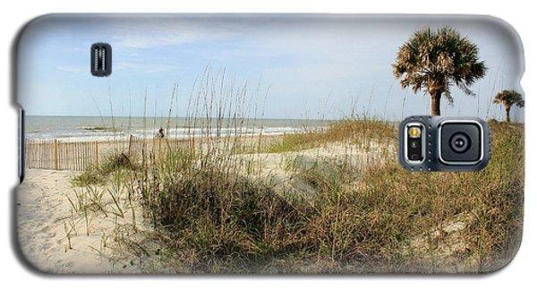 Beach Path Galaxy S5 Case