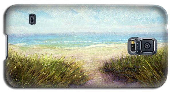 Beach Path Galaxy S5 Case