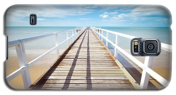Beach Pier 1 Galaxy S5 Case