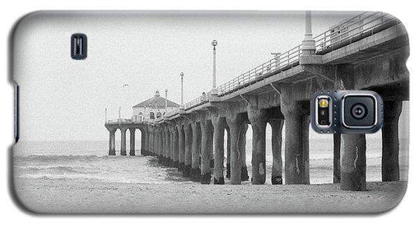 Beach Pier Film Frame Galaxy S5 Case