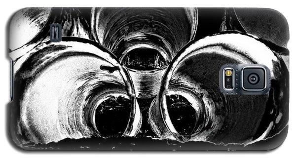 Beach Pipes Galaxy S5 Case