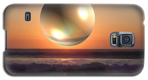 Beach Planet Series Iv Galaxy S5 Case