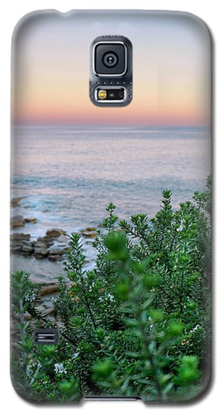 Featured Images Galaxy S5 Case - Beach Retreat by Az Jackson