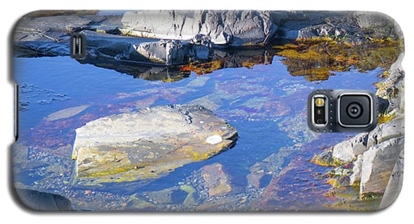 Beach Rocks Galaxy S5 Case