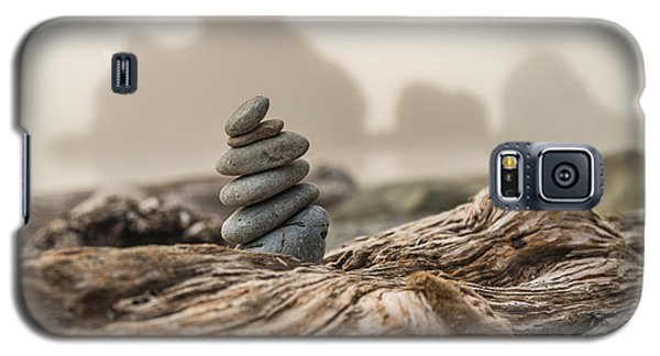 Beach Stack Galaxy S5 Case